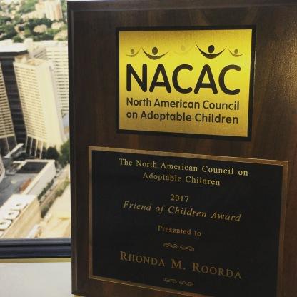 NACAC Award